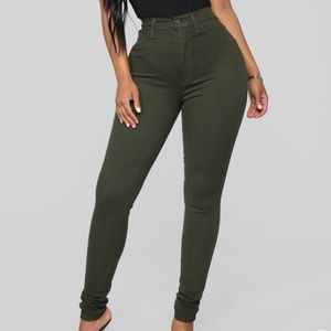 FN Higher Waisted Jeans